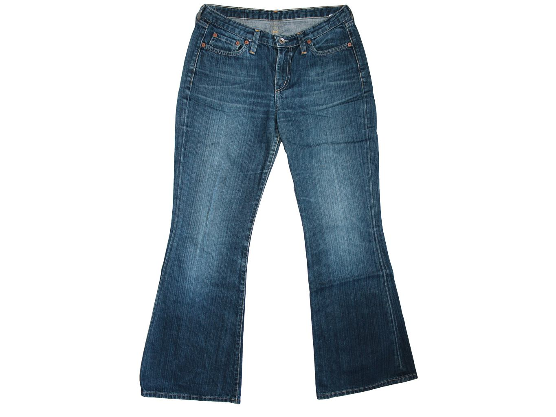 Женские джинсы клеш G-STAR RAW