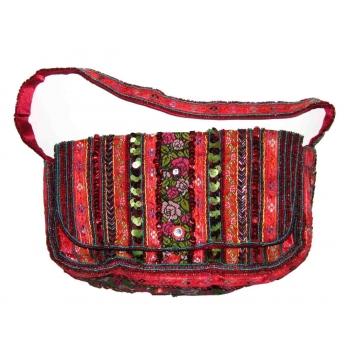 Женская красная сумочка ACCESSORIZE