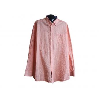 Мужская рубашка кораллового цвета CASA MODA, XXL