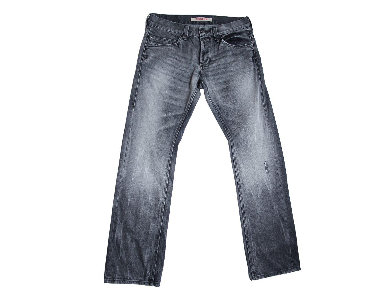 Мужские серые джинсы MUSTANG COOPER W 32 L 32
