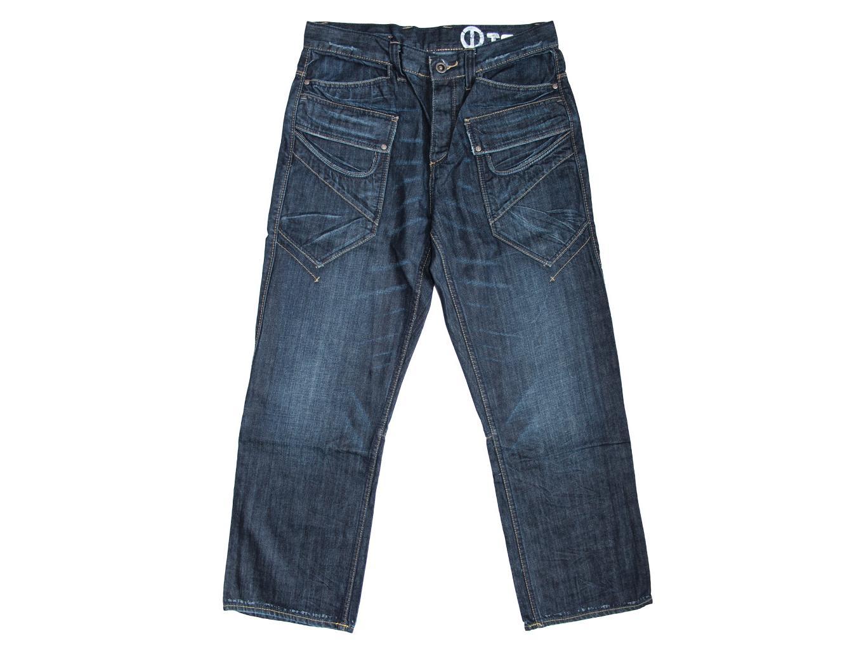Мужские джинсы W 34 TOM WOLFE