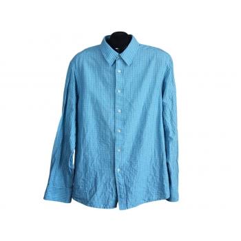 Рубашка из льна мужская BLUE HARBOUR MARKS & SPENCER, L