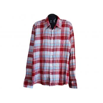 Рубашка мужская в клетку JACK & JONES, XL