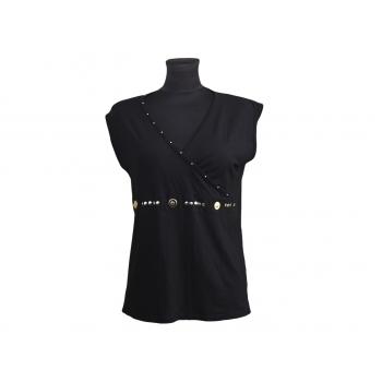 Блуза женская черная CHRISTIAN DIOR, L