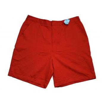 Мужские оранжевые шорты WALTER HAGEN GOLF W 34