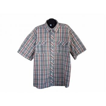 Рубашка мужская в клетку CANDA, 6XL