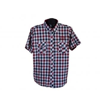 Рубашка мужская в клетку G-STAR RAW, L