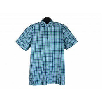 Рубашка мужская в клетку ROYAL CLASS, XL