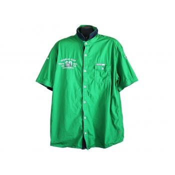 Тенниска мужская зеленая S.OLIVER, XXL