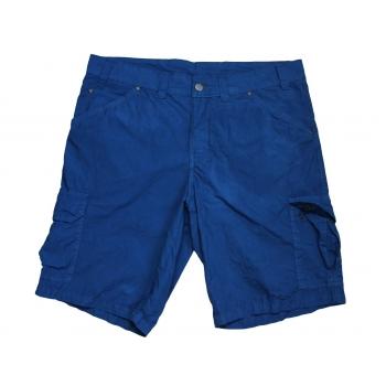 Шорты карго мужские синие MARCELLO MARABOTTI W 34