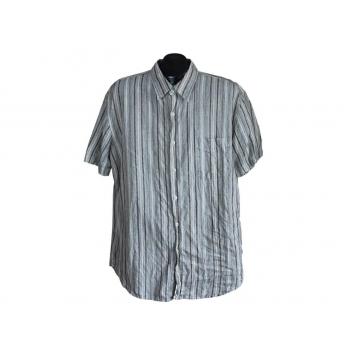 Мужская льняная рубашка PROJECT basic, L