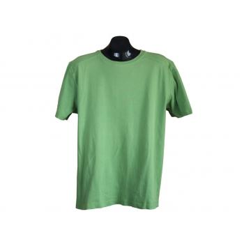 Футболка мужская зеленая ABRAMS, XL