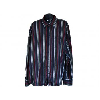 Рубашка мужская в полоску CAMEL ACTIVE modern fit, XXL