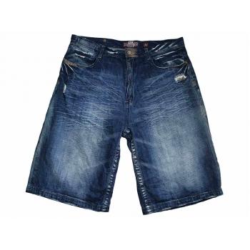 Шорты мужские длинные джинсовые RESIST AND EXIST W 36