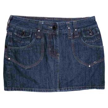 Джинсовая женская юбка мини X-MAIL, XS
