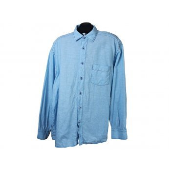 Рубашка льняная мужская SIGNUM, XXL