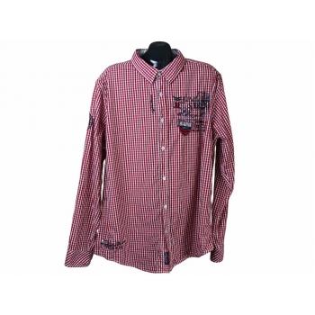 Рубашка мужская в клетку SOUTHERN