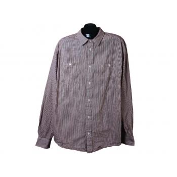 Рубашка мужская в полоску WRANGLER, XL