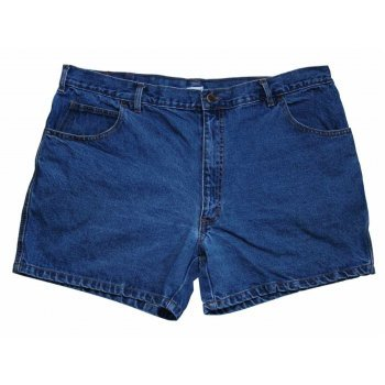 Женские короткие джинсовые шорты TOP JEANS, XXXL