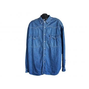 Джинсовая рубашка мужская LEVIS