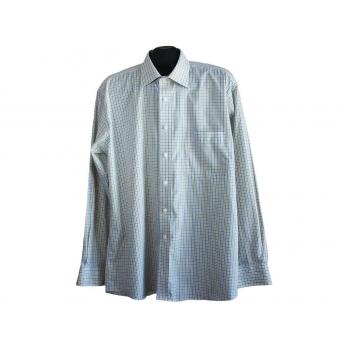 Рубашка мужская в клетку VAN HEUSEN, XL