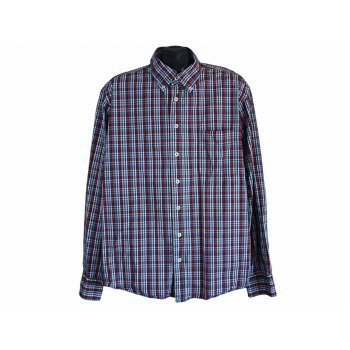 Рубашка мужская в клетку BAILEYS
