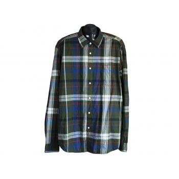 Рубашка мужская в клетку L.O.G.G. by H&M, XL
