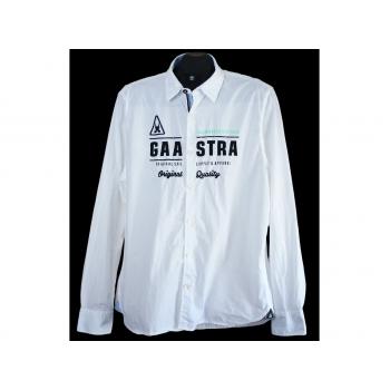 Рубашка мужская белая GAASTRA, L