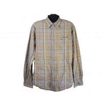 Рубашка мужская в клетку WRANGLER, XL