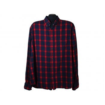 Рубашка мужская в клетку WATSONS, XL