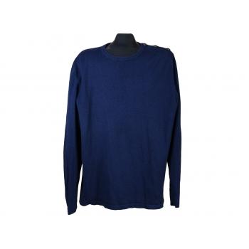 Джемпер мужской синий JACK & JONES, XL
