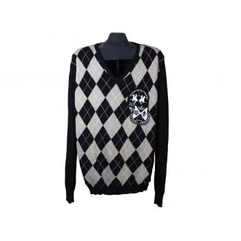 Пуловер мужской шерстяной LA MARTINA, XL