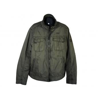Демисезонная мужская куртка ANGELO LITRICO, L