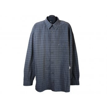 Рубашка серая мужская SIGNUM, 3XL