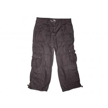 Женские коричневые летние брюки GEORGE, L