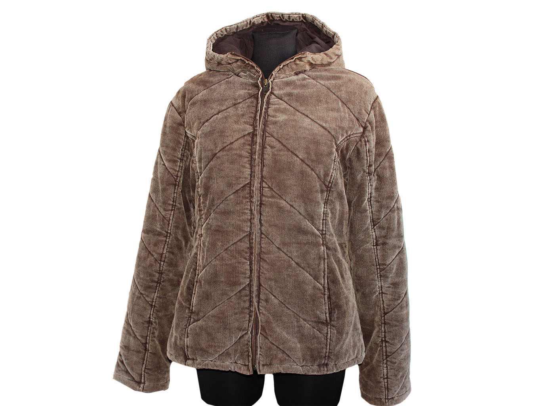 Женская зимняя вельветовая куртка VERO MODA, XXL