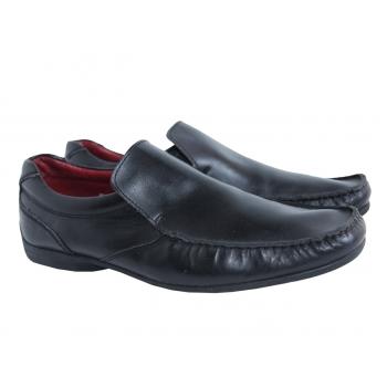 Мужские кожаные туфли TOPMAN 43 размер