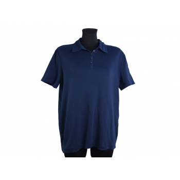 Женское синее поло CECIL, XL