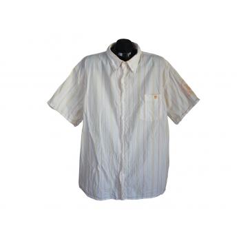 Мужская светлая рубашка CAMP DAVID, XXL