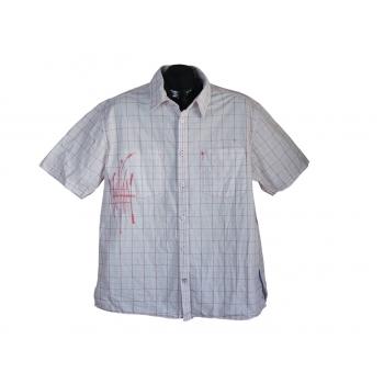 Мужская белая в клетку рубашка WRANGLER, XL