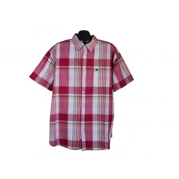 Рубашка мужская в клетку VIA CORTESA, XXL