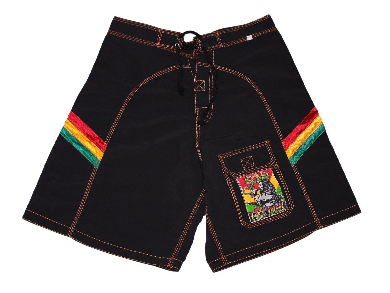 Мужские шорты с принтом BOB MARLEY W30