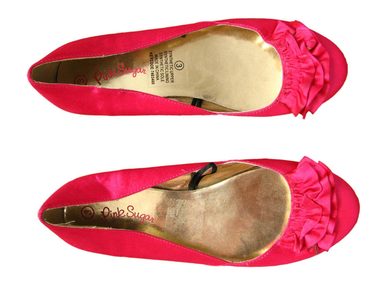 Балетки женские PINK SUGAR 34 размер
