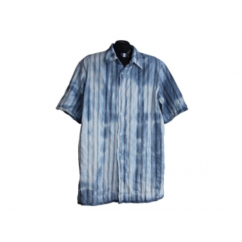 Мужская рубашка в полоску ANGELO LITRICO