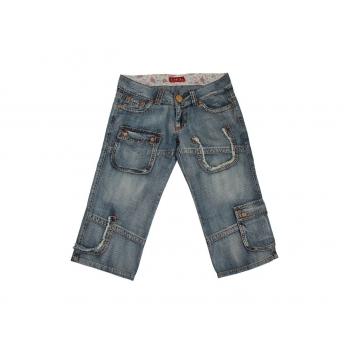 Женские джинсовые бриджи IL DOLCE, L