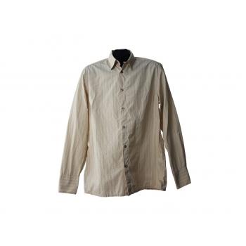 Мужская бежевая рубашка GIVENCHY men, М