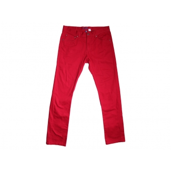 Женские красные джинсы DIVIDED by H&M