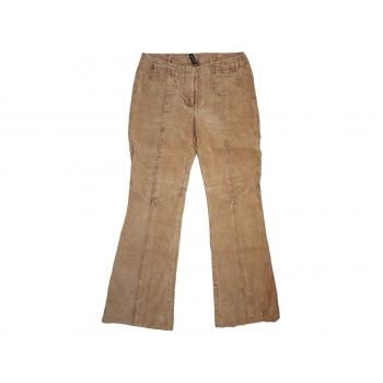 Женские вельветовые брюки клеш H&M, S