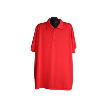 Мужское красное поло OLD NAVY, XL