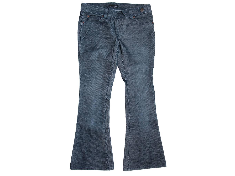 Женские вельветовые брюки клеш NEXT